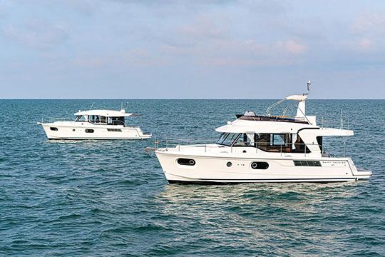 Swift Trawler 41 Fly Thumbnail - Swift Trawler 41 Fly