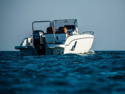 flyer 8 sundeck Flyer 8 Sundeck Boat
