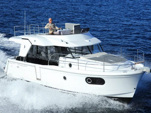 Swift Trawler 30 Boat