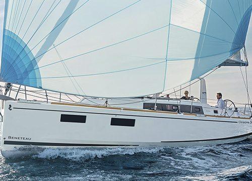 Oceanis 38.1 Boat