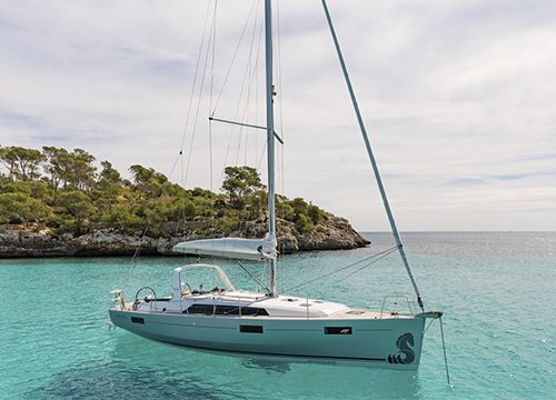 Oceanis 41.1 Boat