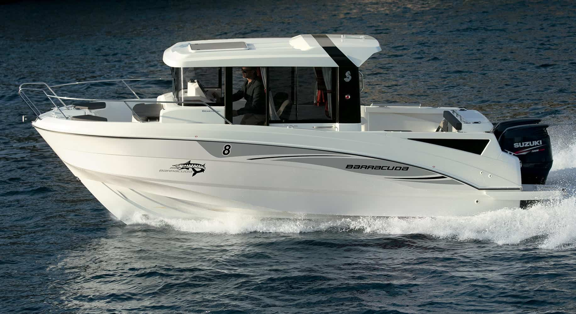 Barracuda 8
