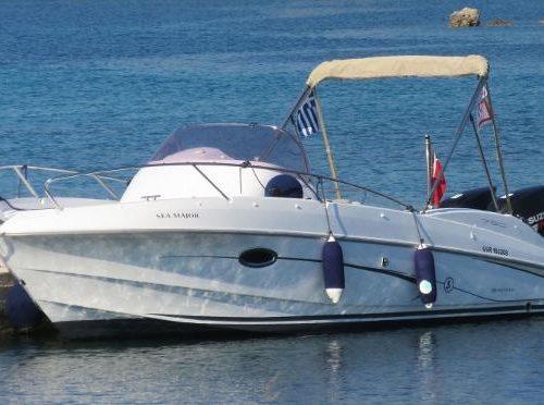 beneteau flyer 750 sundeck 2008 for sale greece 001 500x372 - Flyer 750 SUNdeck