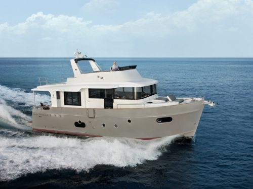 Swift Trawler 50 Boat