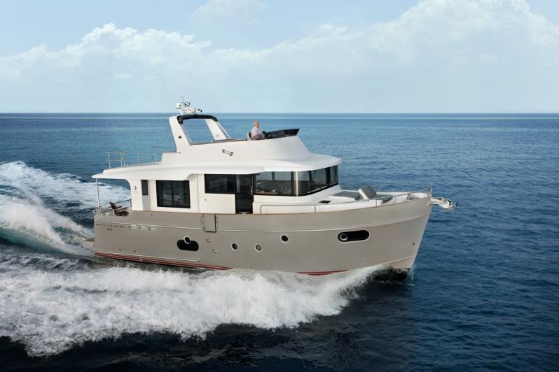 Swift Trawler 50 Boat