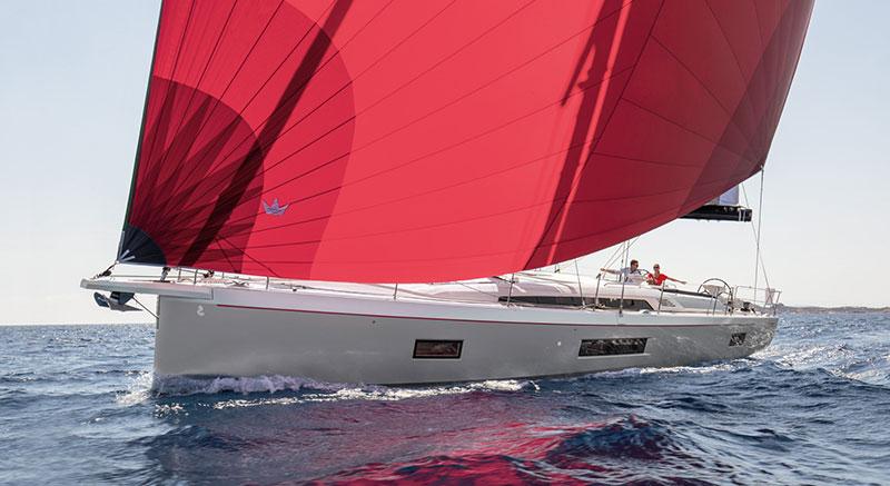 Oceanis 51.1 Boat