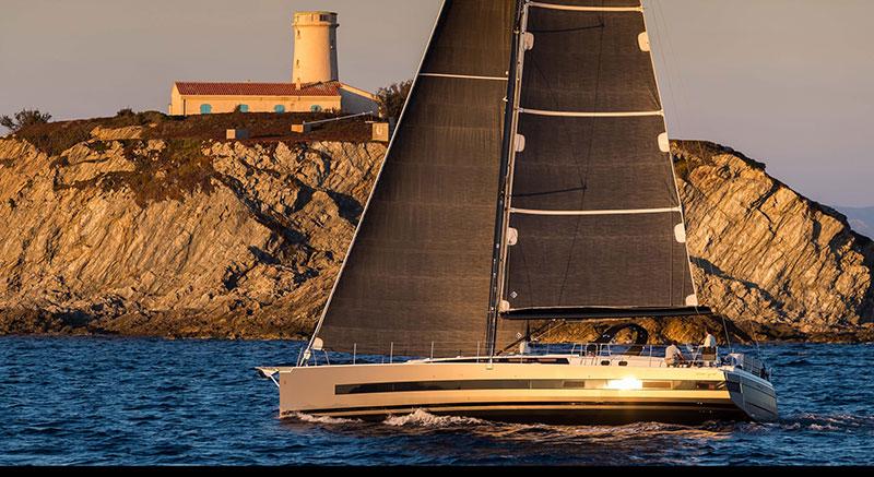 Oceanis Yacht 62 Boat