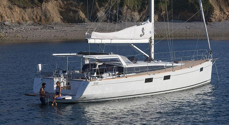 sense 57 Sense 57 Boat
