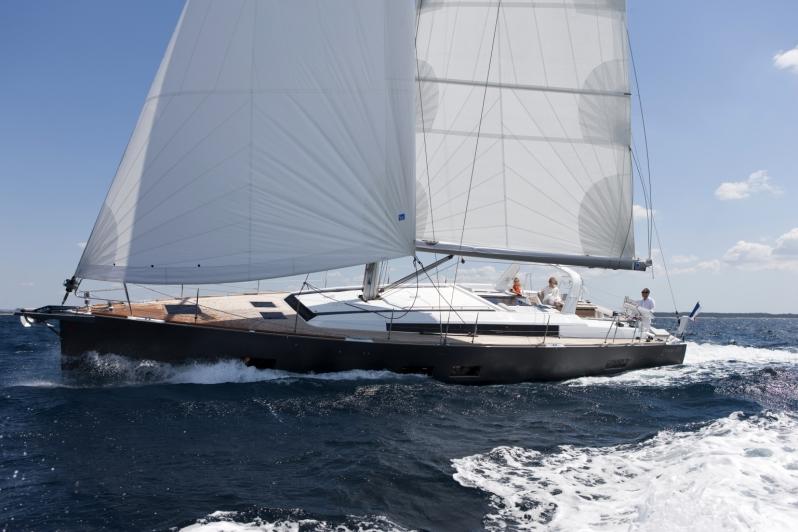 Oceanis 55.1 Boat