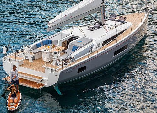 Oceanis 46.1 Boat