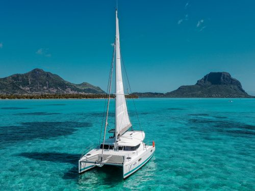 Mahe 36 Second Hand Catamaran Mauritius